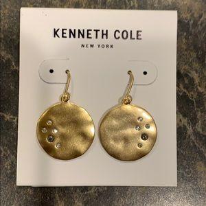 Kenneth Cole earrings.